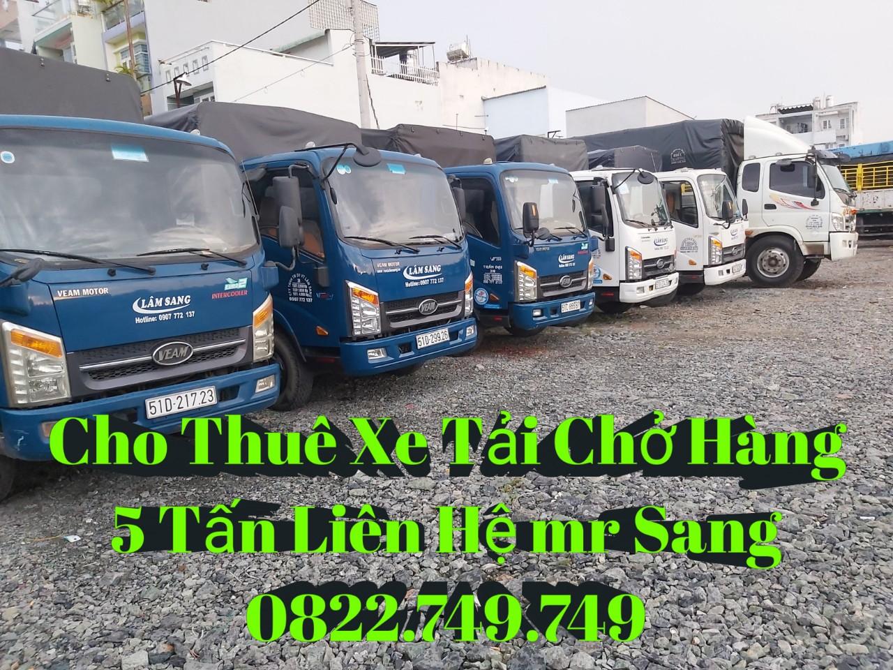 xe tải chở hàng giá rẻ tại tphcm - công ty vận tải lâm sang