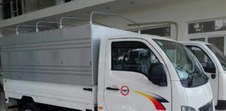 Cho thuê xe tải 1 tấn giá rẻ tại TPHCM – Dọn Nhà 247