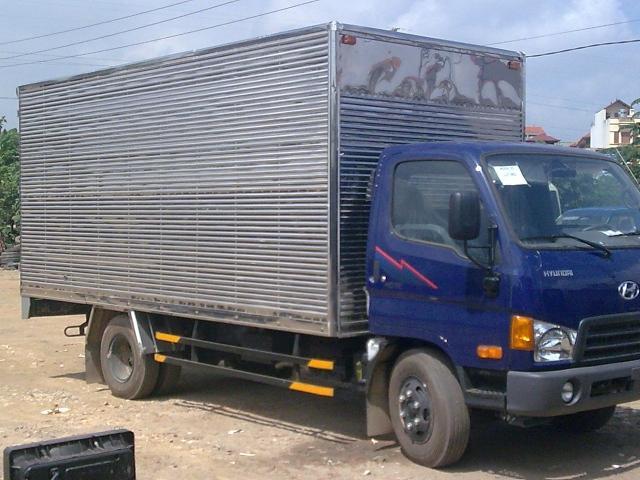 Cho thuê xe tải chở hàng 2 tấn chuyên chở hàng hóa các loại