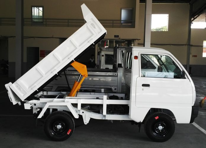 Cho thuê xe tải chở hàng 500kg giá rẻ tại TPHCM