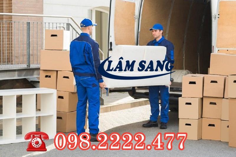 Công ty taxi tải Lâm Sang Quận 10 – uy tín và chuyên nghiệp