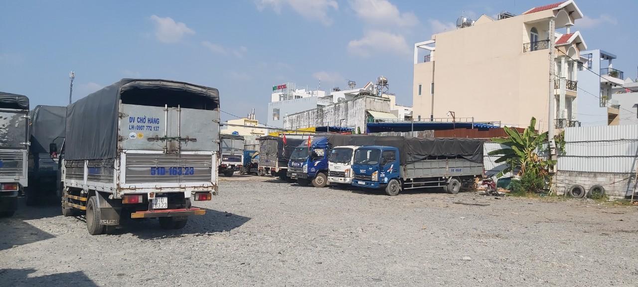 Dịch vụ taxi tải tại Quận 2