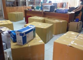 Cách sử dụng thùng carton hiệu quả khi chuyển nhà trọn gói