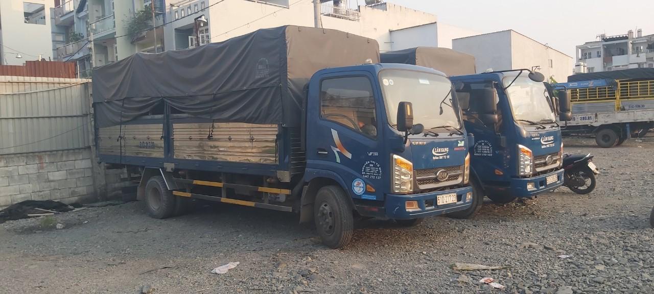 Cho thuê xe tải chở hàng giá rẻ - uy tín tại tphcm - Vận Chuyển Hàng Hoá – Chuyển Nhà TPHCM Đi Kiên Giang