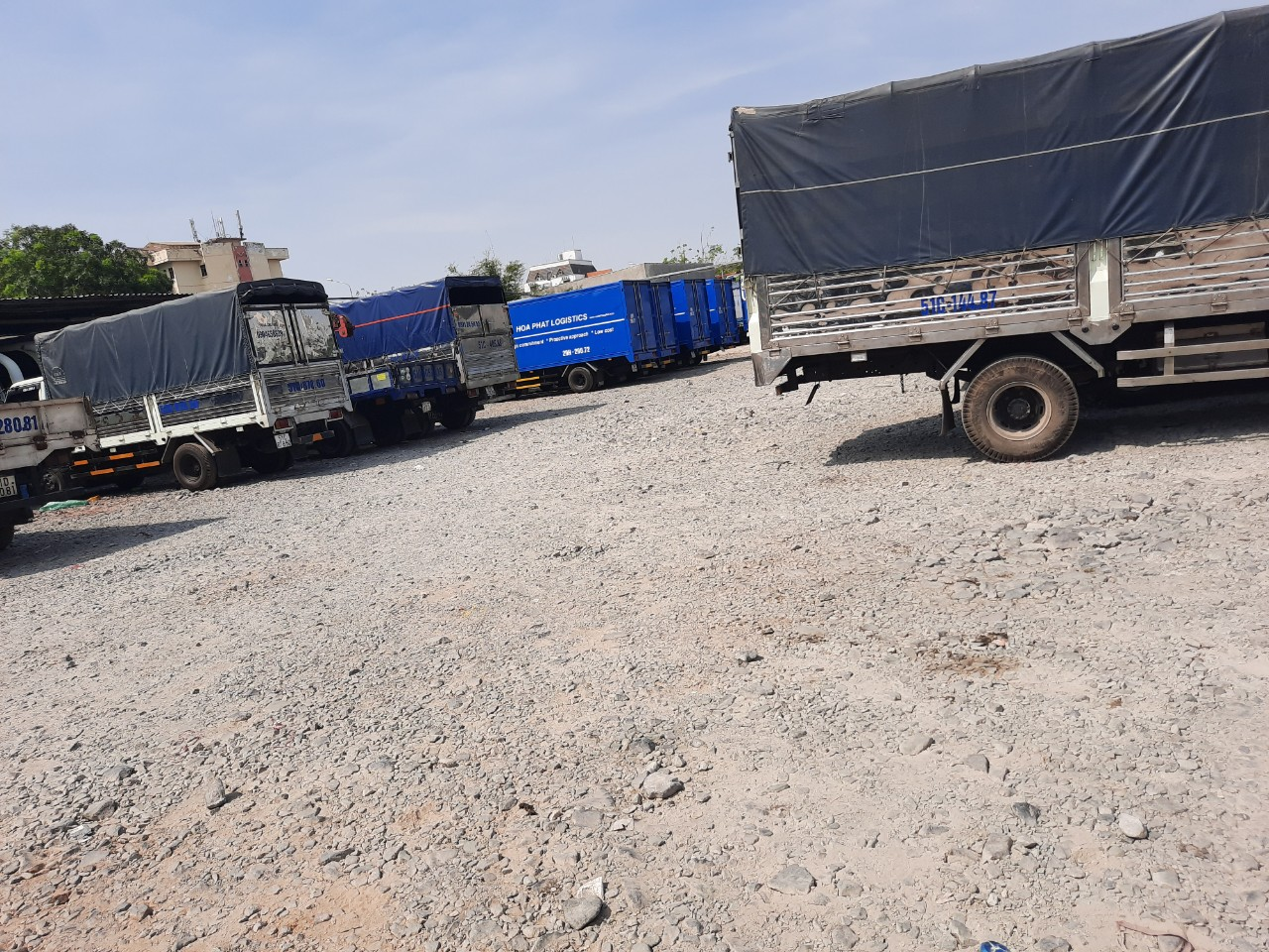 Công ty chuyên cho thuê xe tải chở hàng uy tín - chuyên nghiệp - uy tín