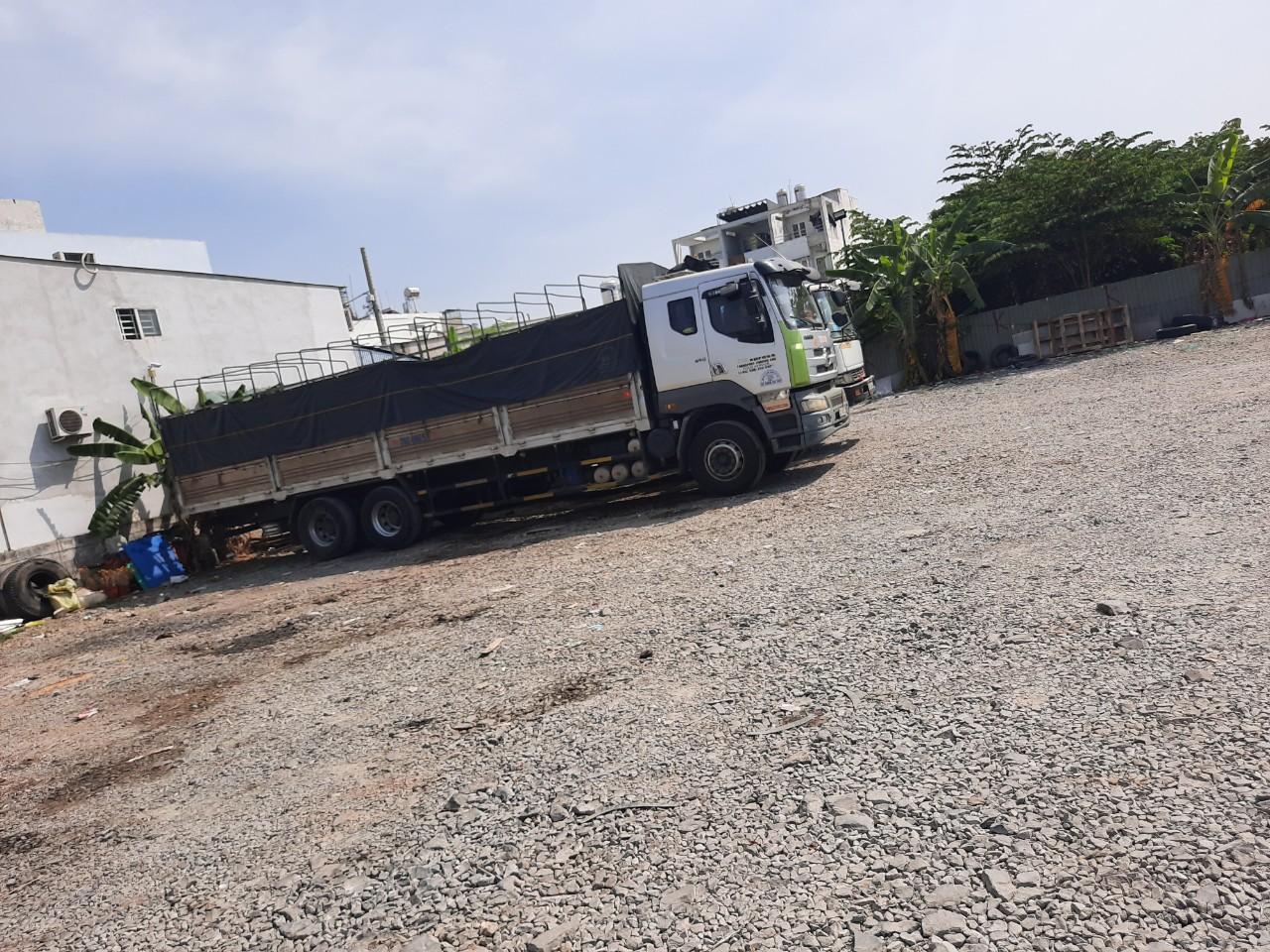xe tải chở hàng 4 chân cho thuê