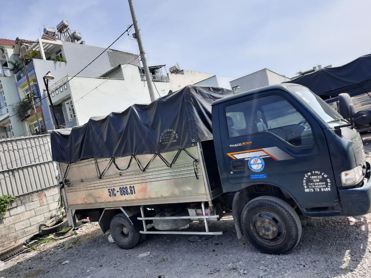 Dịch vụ cho thuê xe tải chuyển nhà – chuyển văn phòng tại Thủ Đức