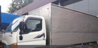 Dịch vụ chuyển nhà xe tải nhỏ tại tphcm Lâm Sang