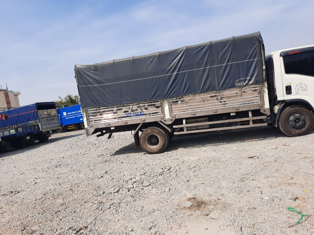 Dịch vụ cho thuê xe tải chuyển nhà Quận 7 - Vận tải Lâm Sang