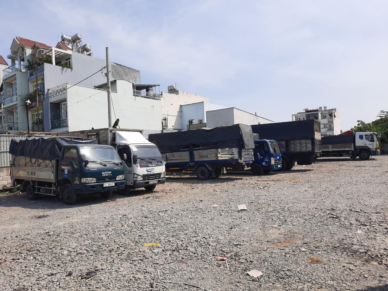 Xe tải chở hàng tại Quận 6 – vận chuyển hàng hoá