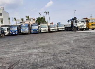Xe tải chuyển nhà giá rẻ - công ty vận tải Lâm Sang