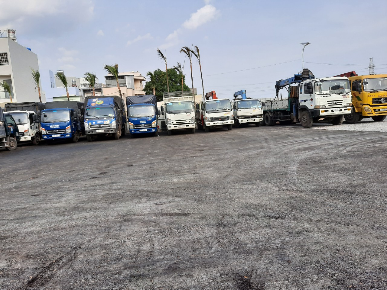 Cho thuê xe tải chuyển nhà gía rẻ tại Gò Vấp