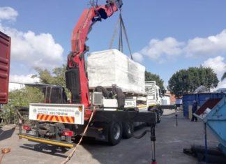 Xe tải chuyển nhà xưởng giá rẻ - dịch vụ chuyển dọn nhà xưởng
