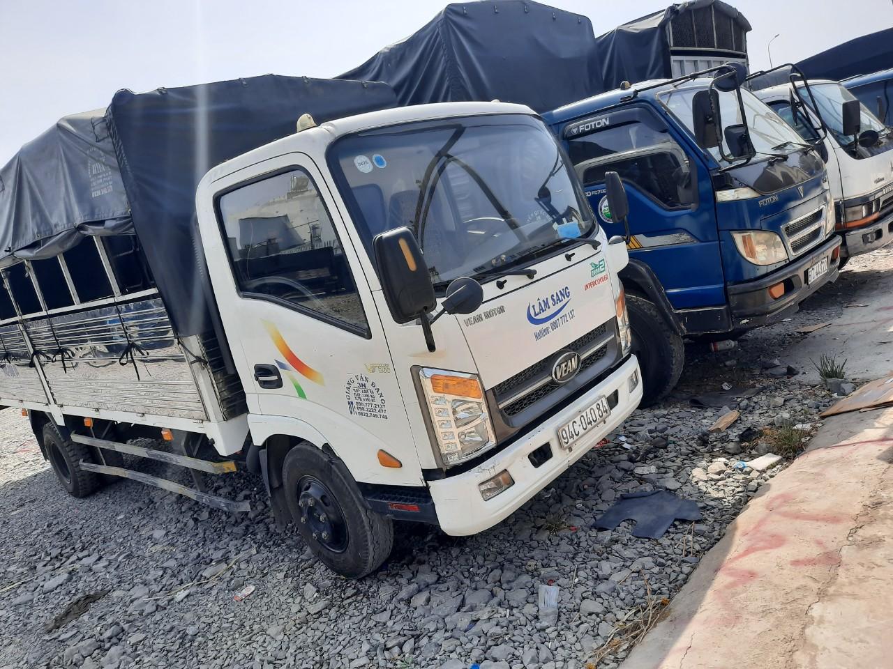 Cho thuê xe tải chuyển dọn nhà gía rẻ tại TPHCM