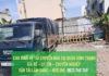 Xe tải nhỏ chuyển nhà Bình Thạnh giá rẻ - Vận tải Lâm Sang