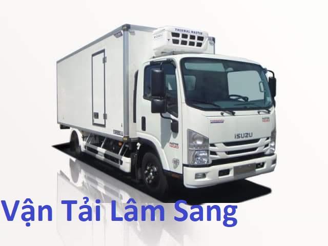 Dịch vụ vận chuyển hàng hoá công ty vận tải Lâm Sang