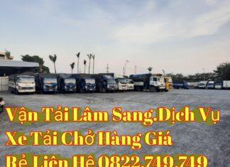 Xe tải chở hàng Lâm Sang-donnha247