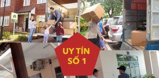 Dịch vụ chuyển nhà trọn gói, chuyển văn phòng tại Quận 5 Giá Rẻ