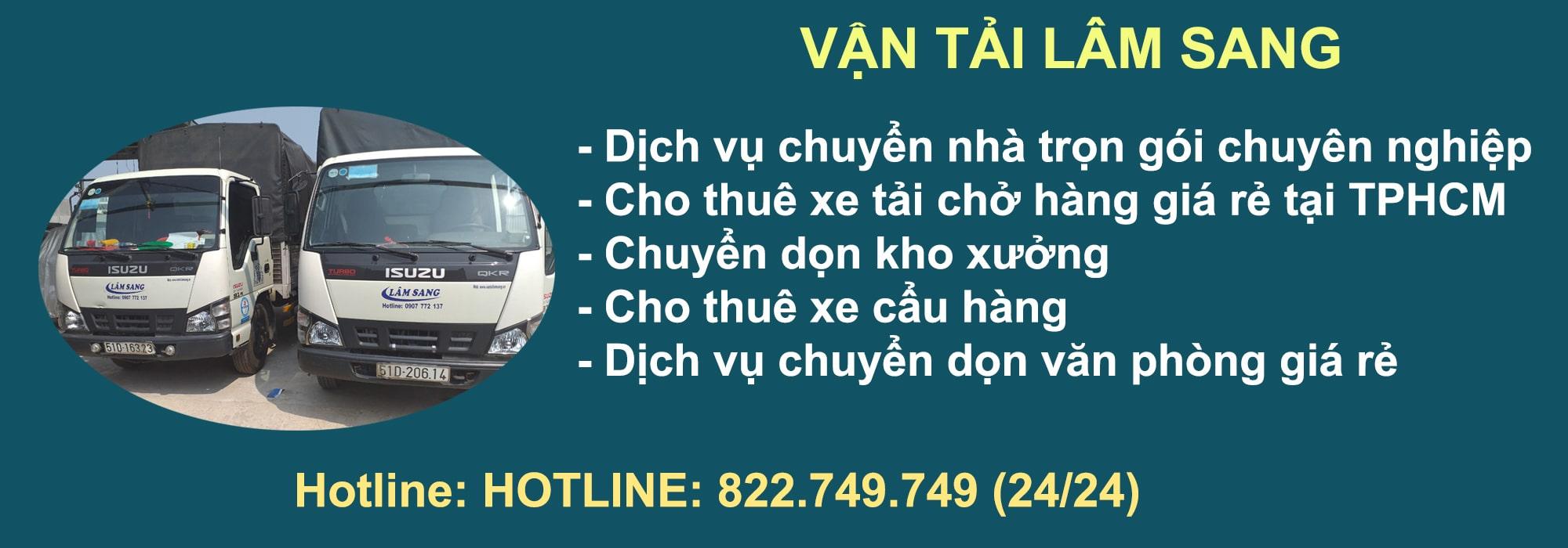 Chuyển văn phòng Quận 4, Quận 5, Quận 6 giá rẻ-Dịch vụ cho thuê xe tải chở hàng - chuyển nhà - taxi tải