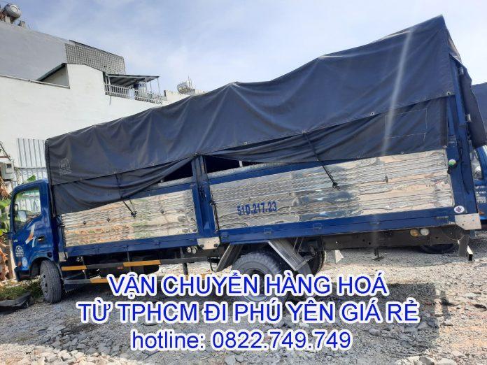 Vận Chuyển Hàng Hoá – Chuyển Nhà TPHCM Đi Phú Yên