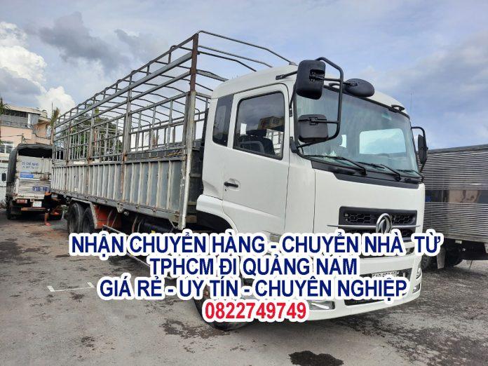 Vận Chuyển Hàng Hoá – Chuyển Nhà TPHCM đi Quảng Nam