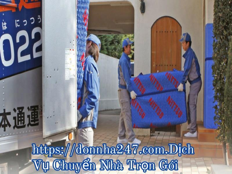 Taxi Tải Chuyển Nhà Trọn Gói Tại Quận 10 Giá Rẻ - Dọn Nhà 24/7