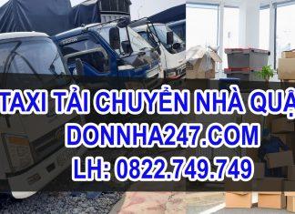 Dịch vụ taxi tải chuyển nhà Quận 8 giá rẻ