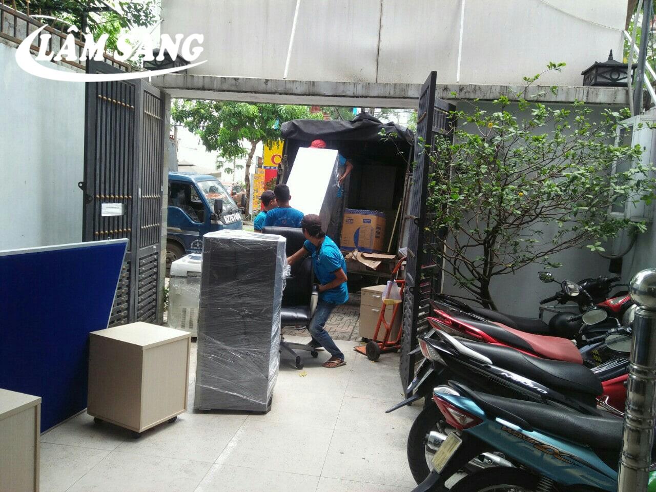 chuyển nhà trọn gói uy tín  tại tphcm