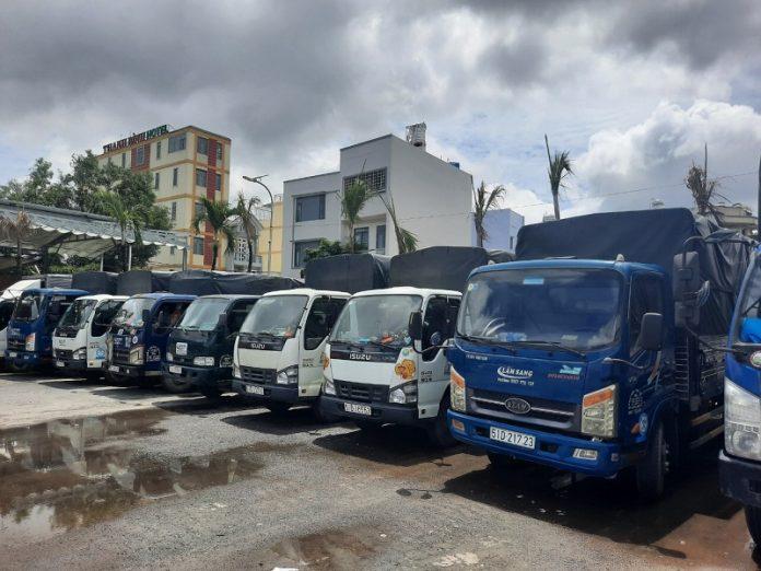 Dịch vụ cho thuê xe tải chở hàng tại TPHCM giá rẻ