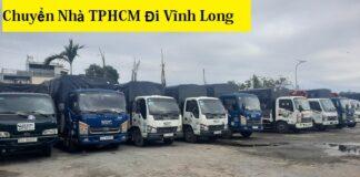 Dịch Vụ Xe Tải Chuyển Nhà Từ TPHCM Đi Vĩnh Long