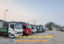 Cần thuê xe tải chở hàng