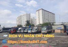 Dịch Vụ Xe Tải Chuyển Nhà Từ TPHCM Đi 24 quận huyện nội Thành