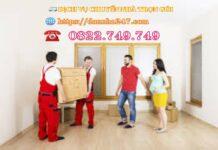 DV Cho Thuê Nhân Công chuyển nhà giá rẻ