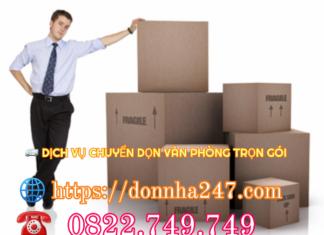 Giá chuyển văn phòng trọn gói