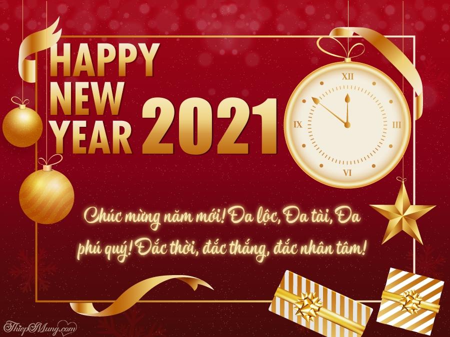 Lâm Sang Chúc Mừng Năm Mới Tân Sửu Năm 2021