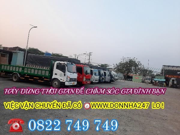 Taxi tải chuyển nhà giá rẻ