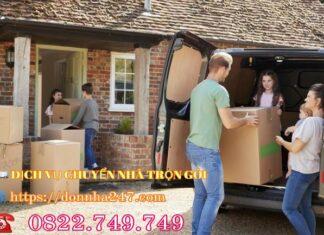 Thuê dịch vụ chuyển nhà giá rẻ