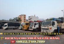 Thuê xe cẩu TPHCM