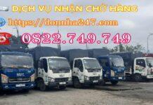 Xe tải chở thuê Giá Rẻ TPHCM
