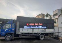 Cho Thuê xe tải 5 tấn tại TPHCM