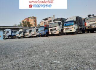 Xe tải chở hàng Biên Hòa